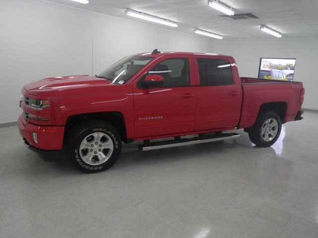 2016 Silverado 1500 Crew Cab 4x4, Pickup #TH061A - photo 4