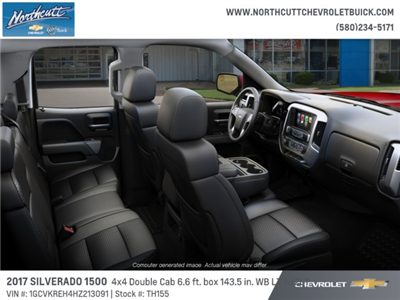 2017 Silverado 1500 Double Cab 4x4 Pickup #TH155 - photo 6