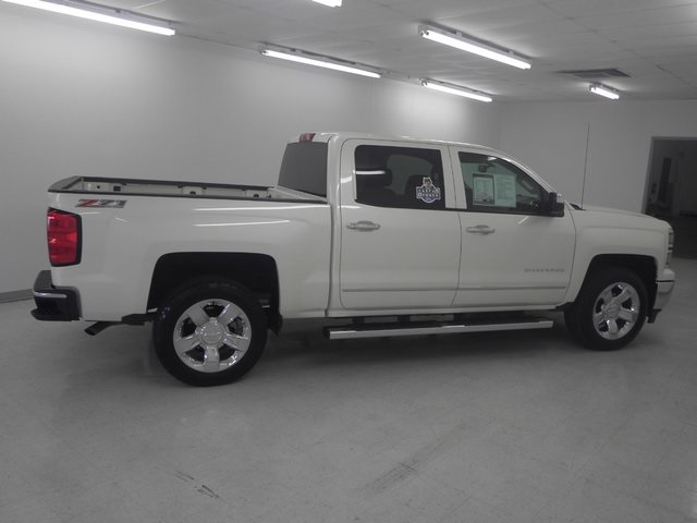 2014 Silverado 1500 Crew Cab 4x4, Pickup #TH169A - photo 3