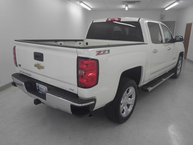 2014 Silverado 1500 Crew Cab 4x4, Pickup #TH169A - photo 2