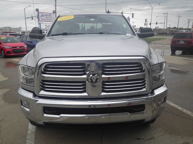 2015 Ram 2500 Crew Cab 4x4, Pickup #TH213B - photo 17
