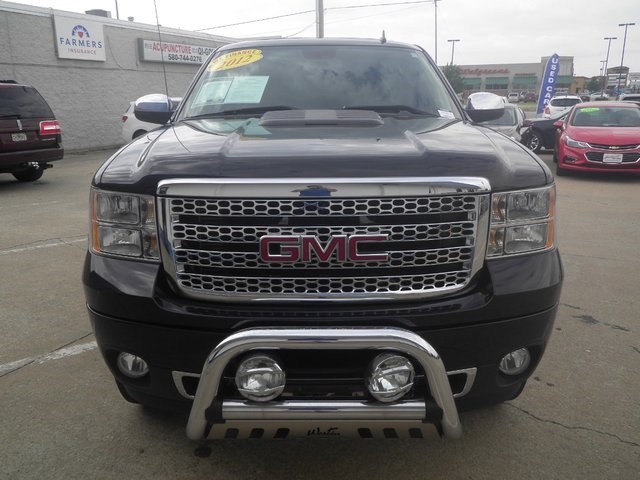 2012 Sierra 2500 Crew Cab 4x4 Pickup #TH240C - photo 5