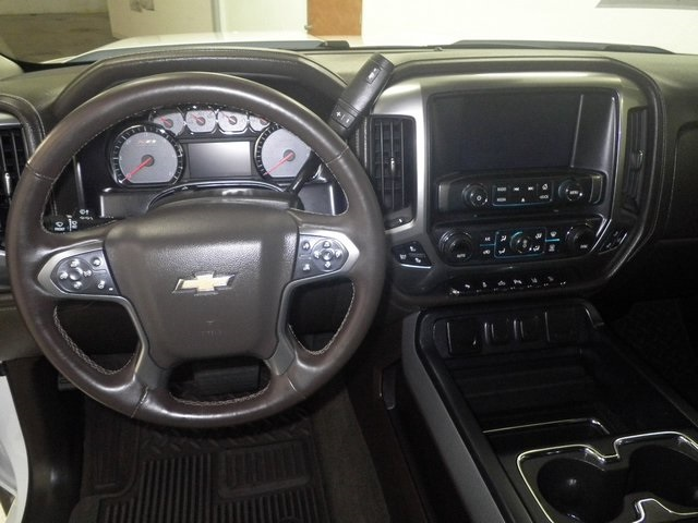 2015 Silverado 2500 Crew Cab 4x4, Pickup #TH246A - photo 10