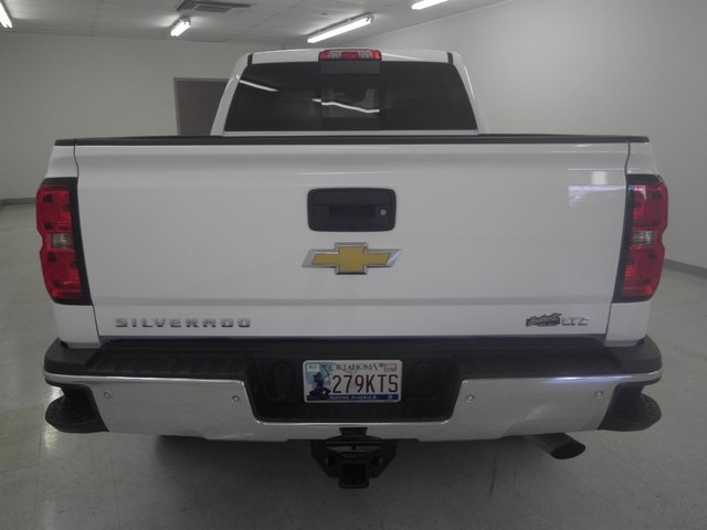 2015 Silverado 2500 Crew Cab 4x4, Pickup #TH246A - photo 16