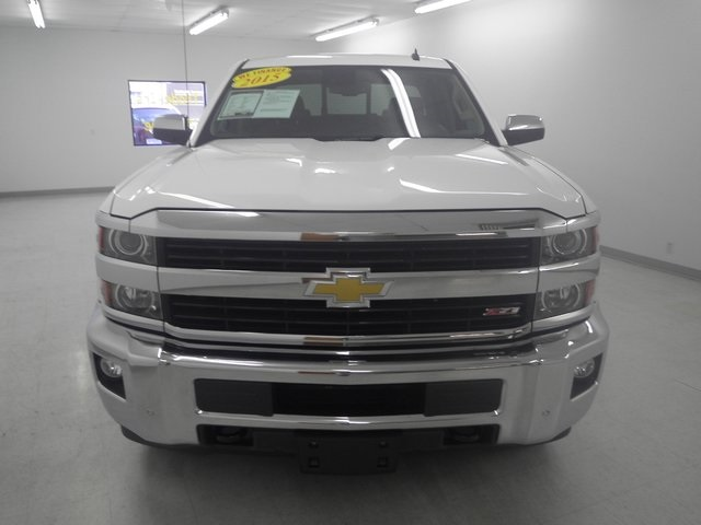 2015 Silverado 2500 Crew Cab 4x4, Pickup #TH246A - photo 19