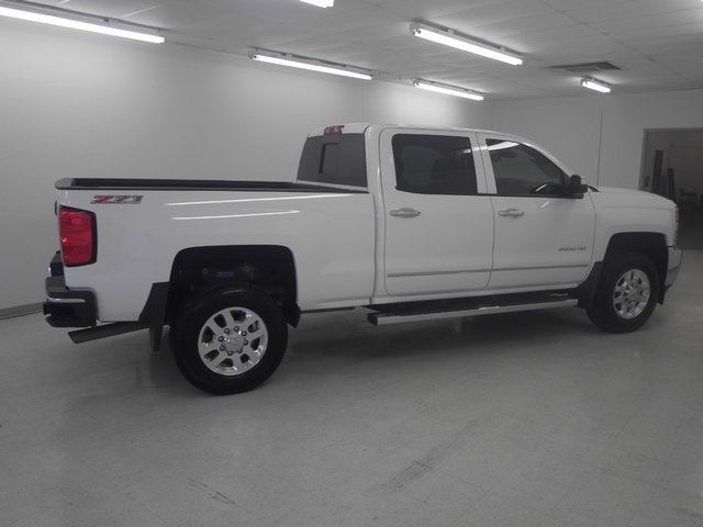 2015 Silverado 2500 Crew Cab 4x4, Pickup #TH246A - photo 3