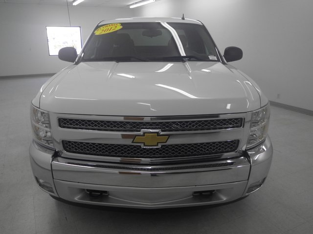 2012 Silverado 1500 Extended Cab 4x4 Pickup #TH252A - photo 7