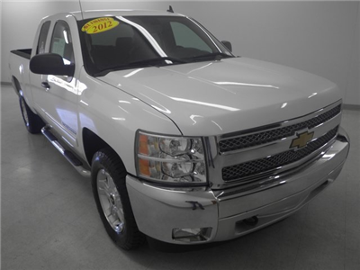 2012 Silverado 1500 Extended Cab 4x4 Pickup #TH252A - photo 1