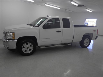 2012 Silverado 1500 Extended Cab 4x4 Pickup #TH252A - photo 5