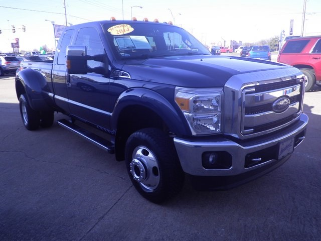 2014 F-350 Super Cab DRW 4x4 Pickup #TH304B - photo 1