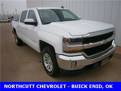 2017 Silverado 1500 Crew Cab 4x4, Pickup #TH443 - photo 1