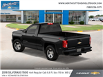 2018 Silverado 1500 Regular Cab 4x4, Pickup #TJ070 - photo 2