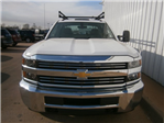 2018 Silverado 3500 Crew Cab DRW, Service Body #TJ078 - photo 4