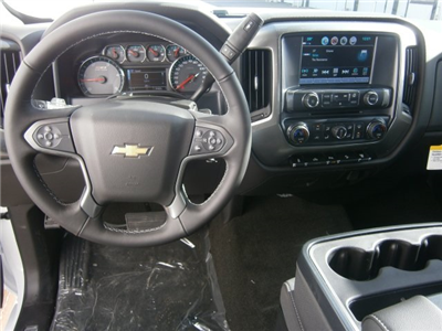 2018 Silverado 2500 Crew Cab 4x4 Pickup #TJ102 - photo 21