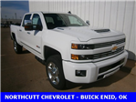2018 Silverado 2500 Crew Cab 4x4 Pickup #TJ102 - photo 1