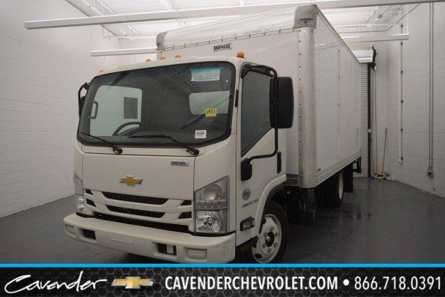2018 LCF 4500XD Regular Cab,  Knapheide Cutaway Van #1815192 - photo 3