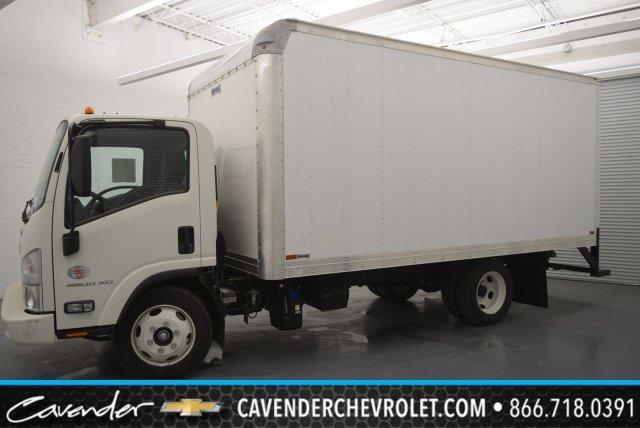 2018 LCF 4500XD Regular Cab,  Knapheide Cutaway Van #1815192 - photo 4