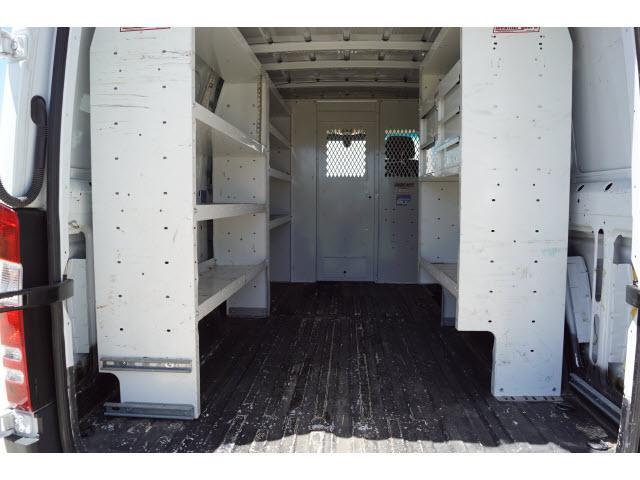 2018 Mercedes-Benz Sprinter 2500 4x2, Upfitted Cargo Van #18191A - photo 1
