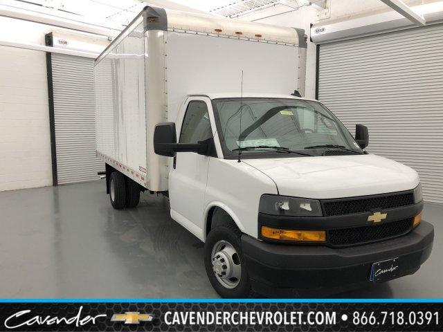 2019 Chevrolet Express 3500 4x2,  Morgan Cutaway Van #1917837 - photo 1