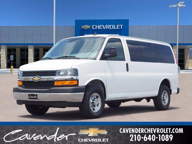 2020 Chevrolet Express 3500 RWD, Passenger Wagon #2018745 - photo 1