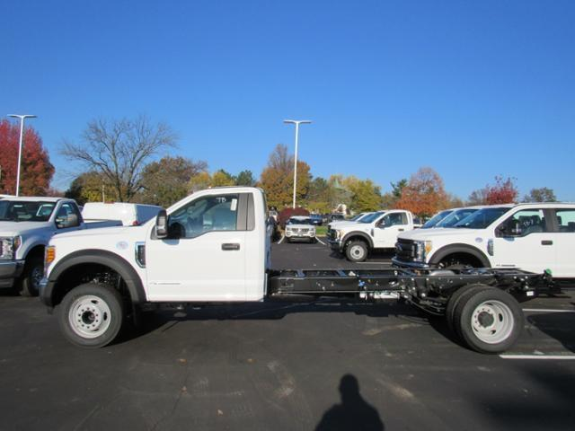 2017 F-550 Regular Cab DRW, Cab Chassis #F170469 - photo 5