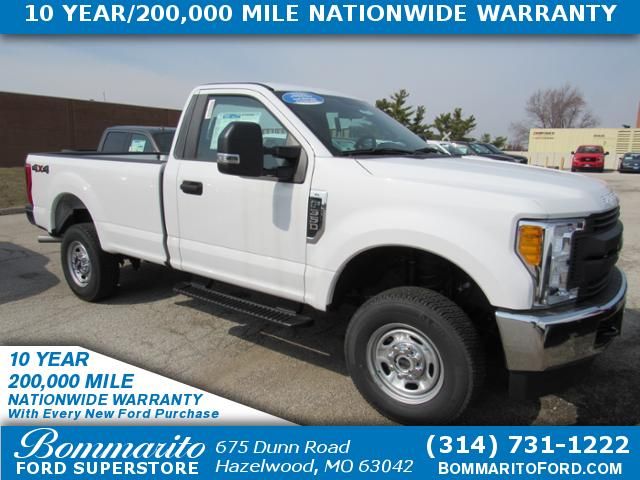 2017 F-350 Regular Cab 4x4, Pickup #F172465 - photo 1