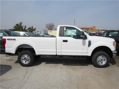 2017 F-350 Regular Cab 4x4, Pickup #F172465 - photo 3