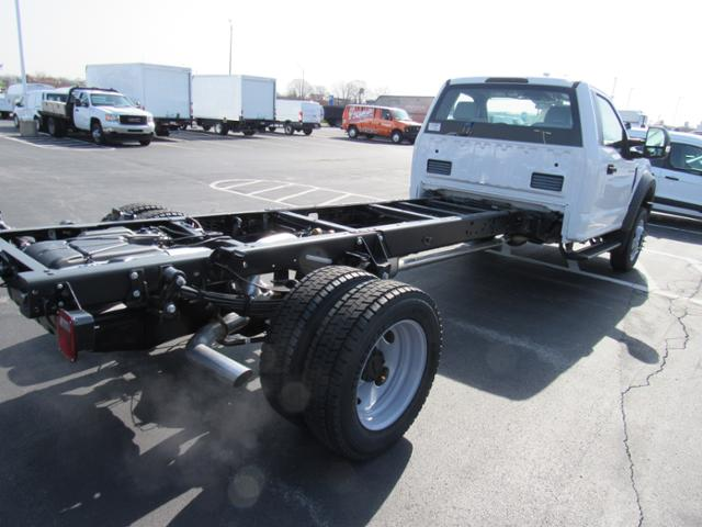 2018 F-550 Regular Cab DRW, Cab Chassis #F181161 - photo 2