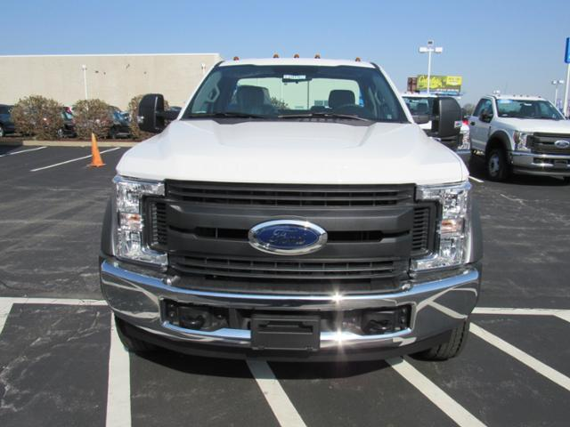 2018 F-550 Regular Cab DRW, Cab Chassis #F181161 - photo 5