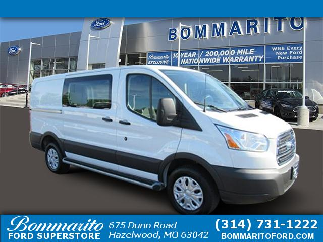 2017 Transit 250 Low Roof,  Empty Cargo Van #Z2280 - photo 1