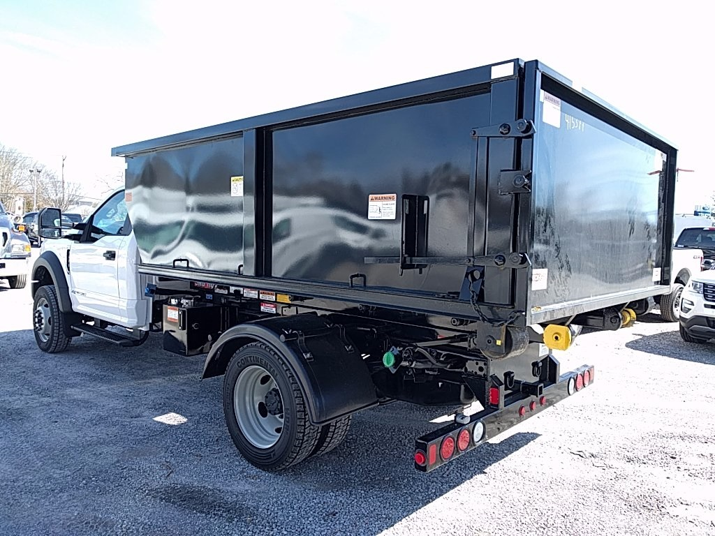 2017 F-550 Regular Cab DRW 4x4, Switch N Go Dump Body #17333 - photo 2
