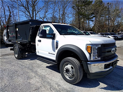 2017 F-550 Regular Cab DRW 4x4, Switch N Go Dump Body #17333 - photo 4