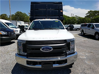 2017 F-350 Regular Cab DRW, Landscape Dump #17618 - photo 3