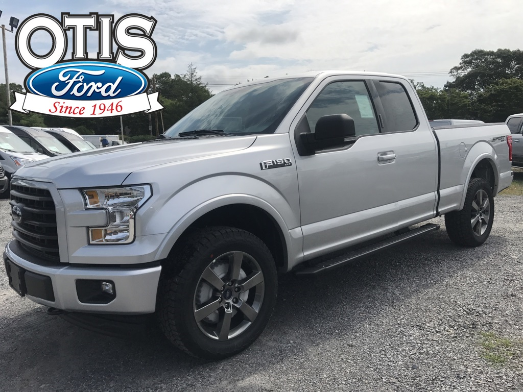 2017 F-150 Super Cab 4x4 Pickup #17698 - photo 1