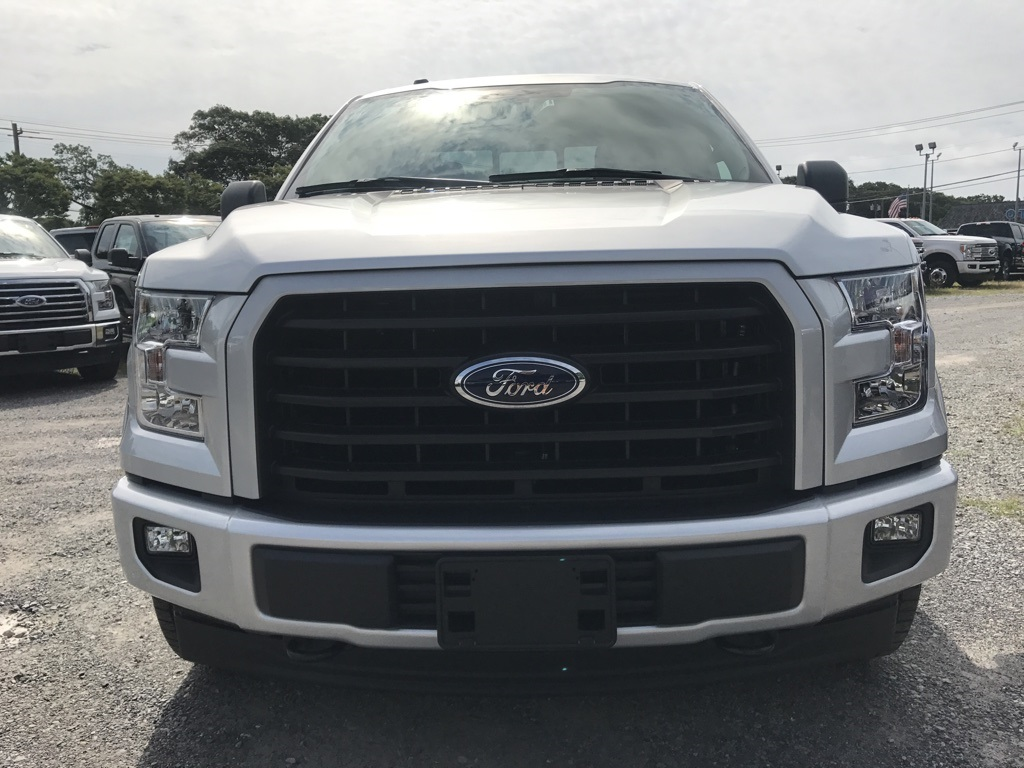 2017 F-150 Super Cab 4x4 Pickup #17698 - photo 3