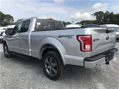 2017 F-150 Super Cab 4x4 Pickup #17698 - photo 2