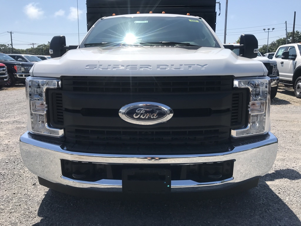 2017 F-350 Regular Cab DRW 4x2,  Rugby Landscape Dump #17735 - photo 3