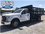 2017 F-350 Regular Cab DRW 4x2,  Rugby Landscape Dump #17735 - photo 1