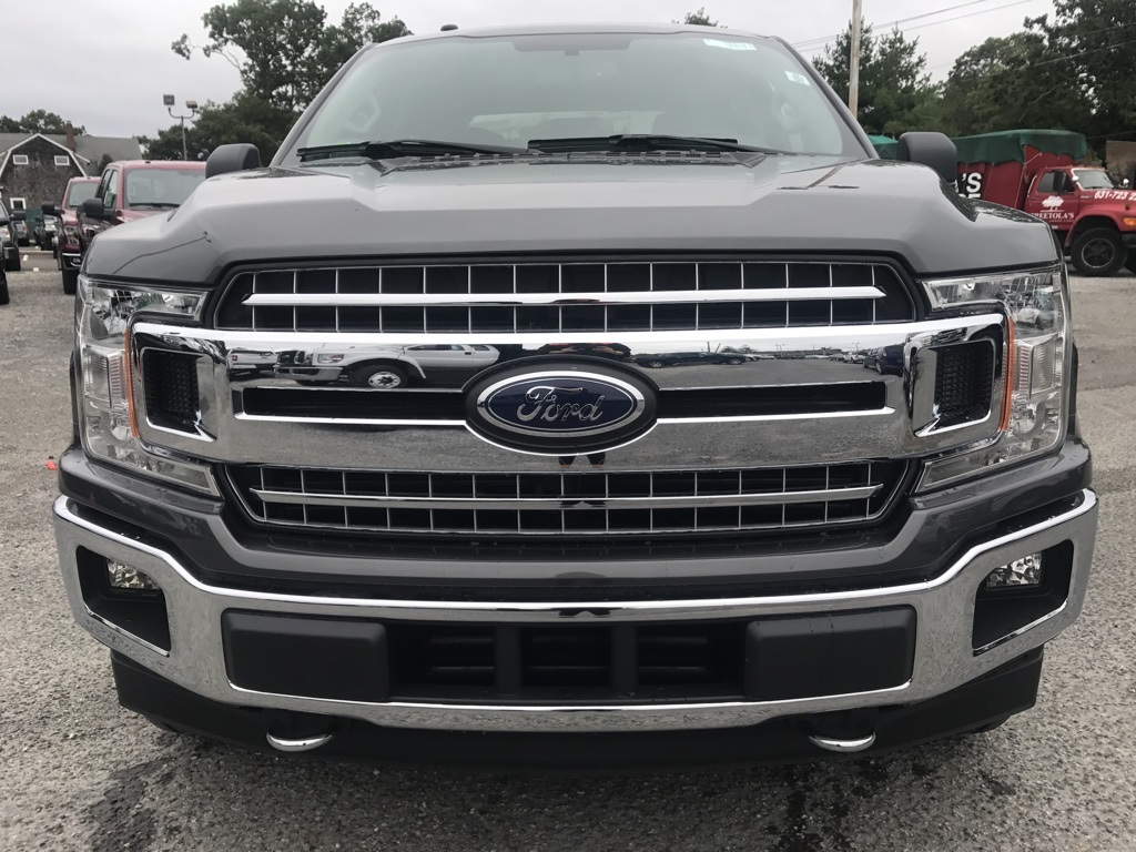 2018 F-150 Crew Cab 4x4 Pickup #18019 - photo 3