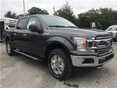2018 F-150 Crew Cab 4x4 Pickup #18019 - photo 4