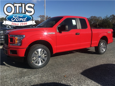 2018 F-150 Super Cab 4x4 Pickup #18074 - photo 1