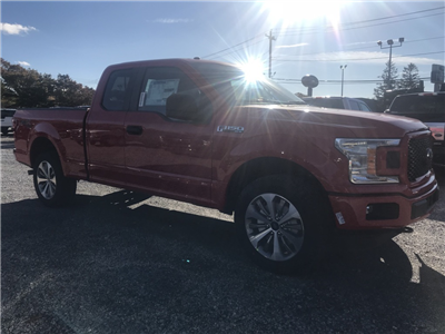 2018 F-150 Super Cab 4x4 Pickup #18074 - photo 4