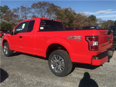 2018 F-150 Super Cab 4x4 Pickup #18074 - photo 2