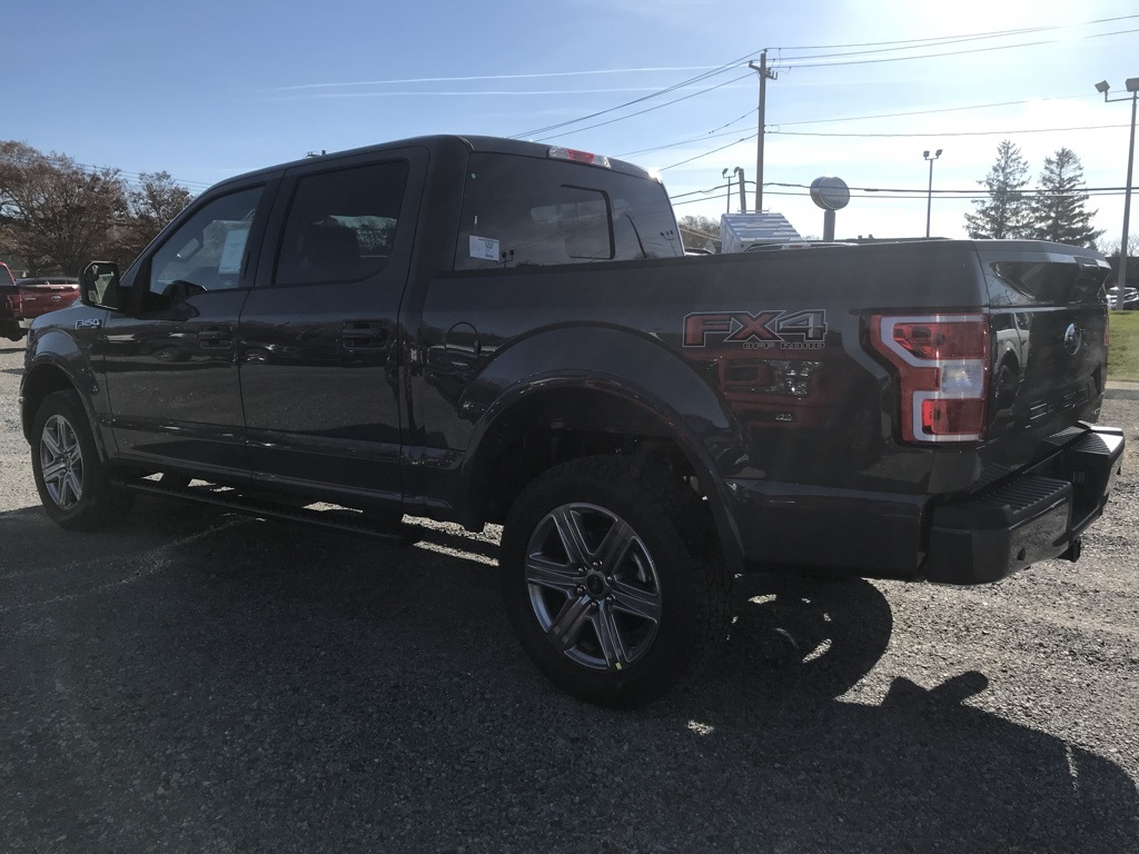 2018 F-150 Crew Cab 4x4, Pickup #18097 - photo 2