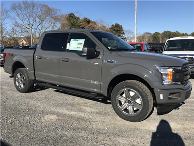 2018 F-150 Crew Cab 4x4, Pickup #18097 - photo 4