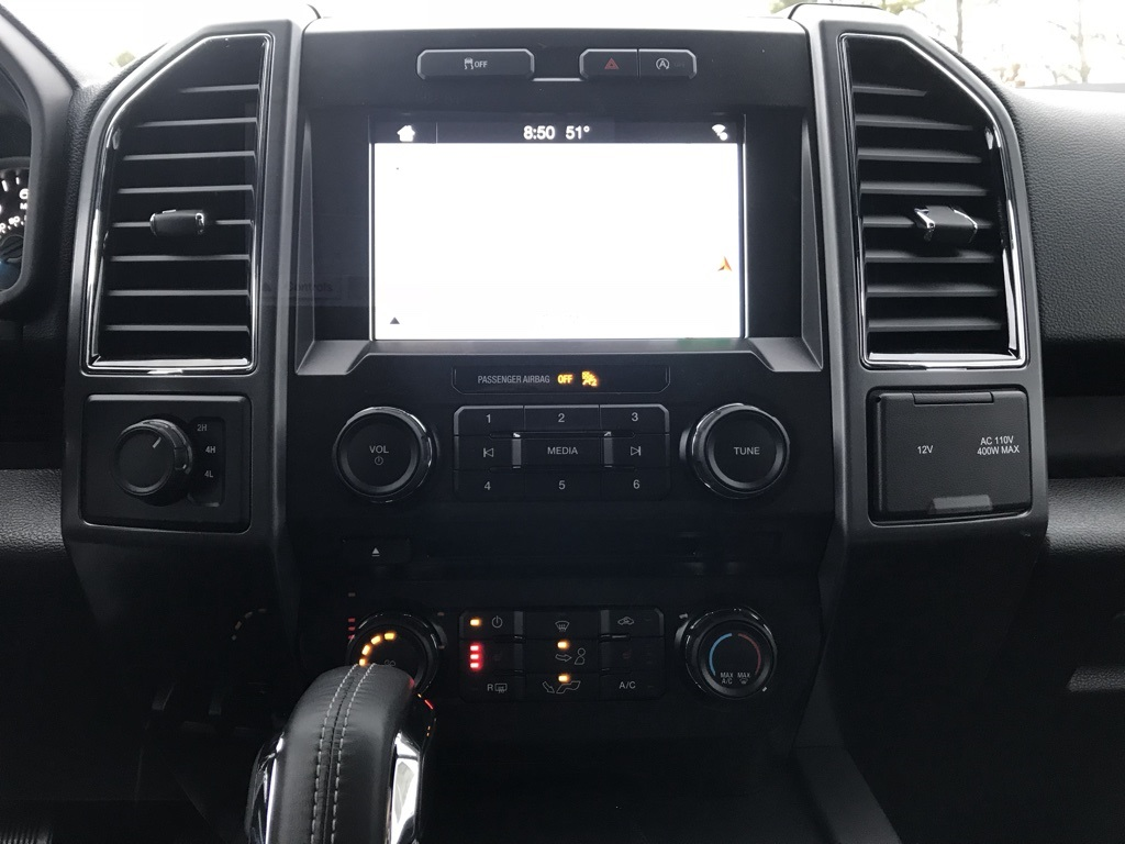 2018 F-150 Crew Cab 4x4 Pickup #18115 - photo 13