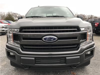 2018 F-150 Crew Cab 4x4 Pickup #18115 - photo 3