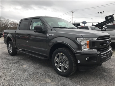 2018 F-150 Crew Cab 4x4 Pickup #18115 - photo 4