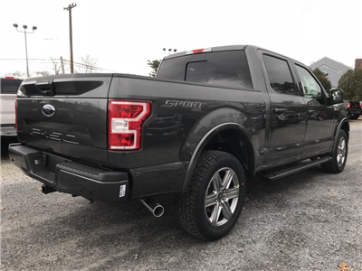 2018 F-150 Crew Cab 4x4 Pickup #18115 - photo 5
