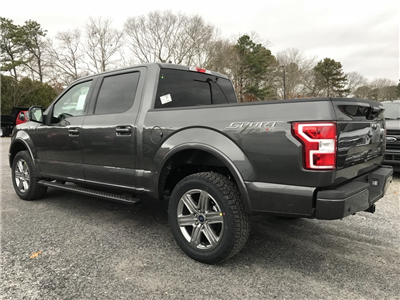 2018 F-150 Crew Cab 4x4 Pickup #18115 - photo 2